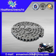 High tensile strength motorcycle chain 428 for hot sale