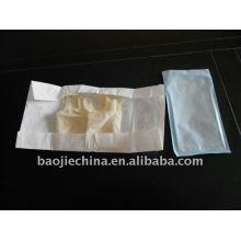 Latex OP-Handschuh Sterile Beutel