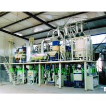 Molino de maíz y harina de maíz, máquina de procesamiento de maíz