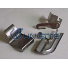Peça de estampagem metálica de precisão com alta qualidade (USD-2-M-216)