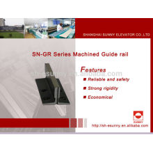 Guide rail systems (Machined guide rail)