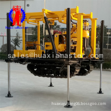 XYD-130 Crawler Hydraulic Diesel type portable water well drilling rigs for sale