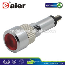 Daier GQ8H-D 8мм металл индикатор light pilot lamp signal lamp