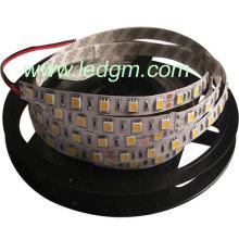SMD5050 fitas flexíveis de LED 72W 300LEDs revestimento de silicone