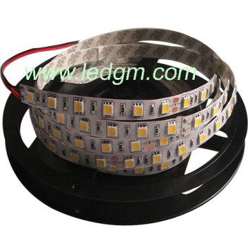 SMD5050 Flexible LED-Farbbandstreifen 72W 300LEDs Siliziumbeschichtung