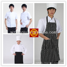 China wholesaler chef works apron, chef apron, chef cooking apron
