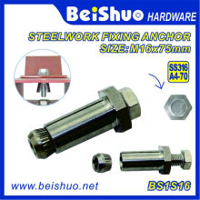 Hex Bolt Expansion Bolt Sleeve Anchors M16