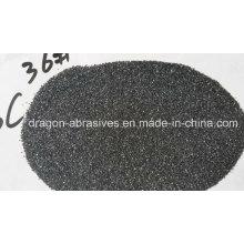 Carburo de silicio negro para abrasivos y voladura