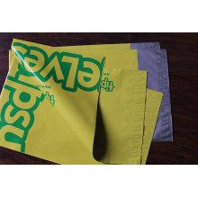Kundenspezifischer niedrigster Preis gedruckte Polyverpackungs-Tasche