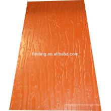 Bobina prepintada de acero gofrado máquina impresora/máquina/barato hecha en china