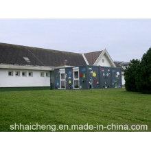 Stade d'enseignement de contenants / plate-forme de conteneurs modifiés en forme de conteneur (shs-mc-aducation002)