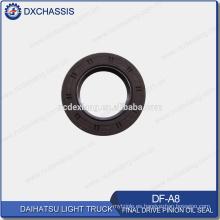 Juego de cambio de aceite del piñón de la transmisión final auténtica Daihatsu Truck DF-A8
