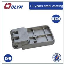 Custom Fabricación Accesorios para equipos deportivos Acero inoxidable Partes de metal Fundición de inversión