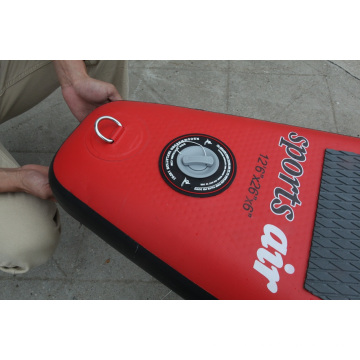 Red Color Paddle Board Isup Paddle Board