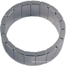 High Torque Neodymium Motor Magnets , Arc 50mgoe Smco Magnets