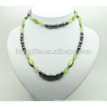 Fashion Hematite Round Beads Wrap