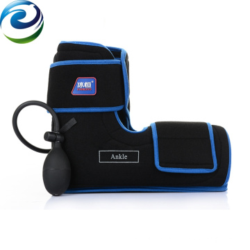 Ankle Air Cold Compression Soft Tissue Injury Medical Cooling Pads