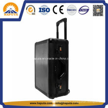 Aluminium lutte prix usine valise pilote Trolley