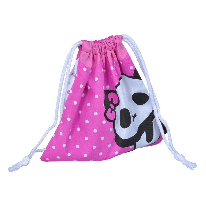 Muslin Drawstring Cotton Bag