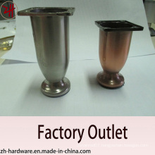Factory Direct Sale Chrome Plated Zinc Furniture & Sofa Legs (ZH-8057)
