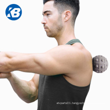 fitness gym equipment handheld mini vibrator massage balls physical therapy