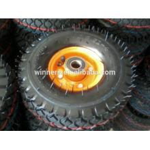rueda neumática de goma 2.50-4