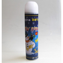 300ml Natale favorisce schiuma di neve spray
