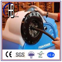 Alta calidad Finn Power P20 Manguera que prensa la máquina fabricada