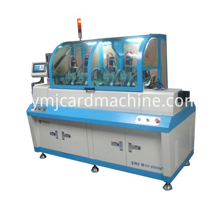 Card Milling Production Equipment