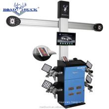 hot sell auto repair tools wheel alignemnt price wheel aligner R600