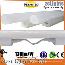 0.6m & 1.2m Epistar SMD2835 LED barra rígida para la cocina del supermercado del gabinete