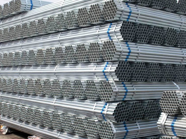 Circle Hot dip galvanized steel pipe