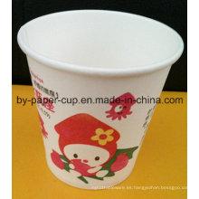 Venta al por mayor de alta calidad de la taza de papel personalizado