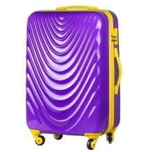 High Quality 100% ABS+PC Trolley Luggage Suitcase