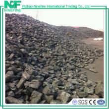 Gießereikoks mit hohem Kohlenstoffgehalt Gießereikoks in der Stahlproduktion