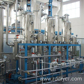 Multi-Effect Crystallization Evaporator for Electroplating Wastewater