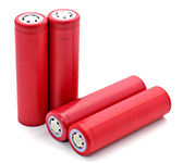 powerful led flashlight Lithium Ion Rechargeable 18650 battery