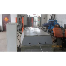 Steel bar lattice girder welding machine