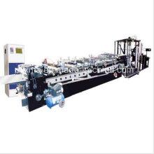 Máquina automática de la bolsa de sellado de tres bordes con doble motor