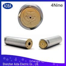Wholesale ecig mechanical mod copper Magnetic switch 4Nine mod clone