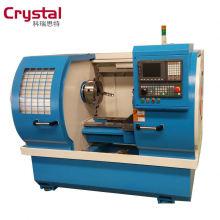 Machine de découpe de tour de roue d'alliage CNC CNC AWR2840