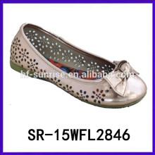 2015 neue Design süße Mädchen dressy Schuhe Kinder Schuh für Mädchen Mädchen Schuh