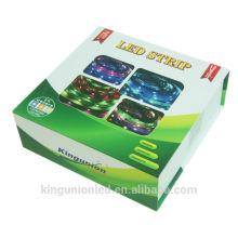 Кингунион освещения Новые интересные блистер Kit RGB 5M Светодиодные полосы света CE ROHS UL GS