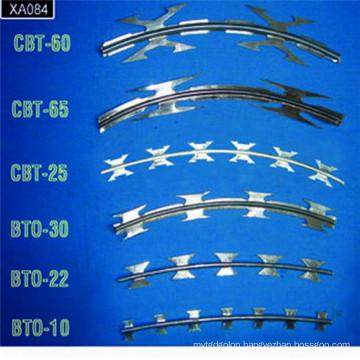 Anping Razor Wire, Razor Wire Fencing, Razor Barbed Wire