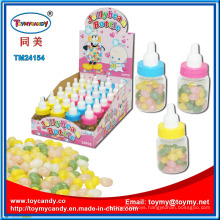 Bottle Shape Toy Jellybean Candy
