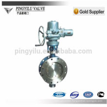 stainless steel electric butterfly valve dn200