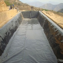 Anti-UV HDPE Geomembrane Pond Liner Reinforced Water Tanks