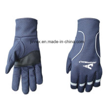 Windproof Mountain Bike Motorcycle Cycling Gel Pads Full Finger Glove