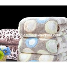 Печатное одеяло Коралловое руно