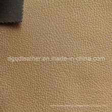 High Quality Breathable PU Furniture Leather (QDL-FB0041)